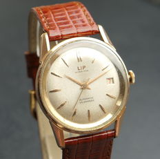 LIP Himalaya men's wristwatch, made around 1960.
