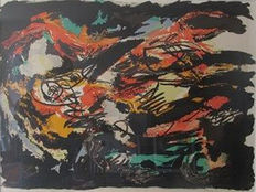Karel Appel - Compositie
