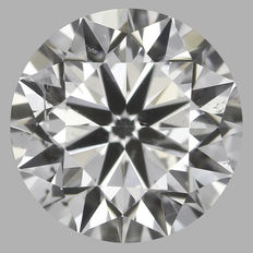 0.50ct ESI2 Round Brilliant Diamond IGI- Original image#1812