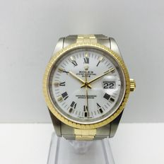 Rolex Oyster Perpetual Date Ref.: 15223 – Unisex – Year: 1991