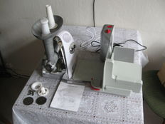 Gracia cutting machine + Best Home meat grinder