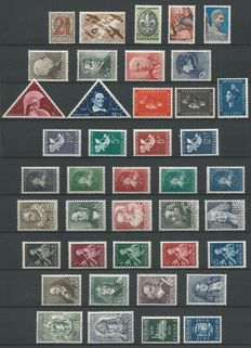 The Netherlands 1929/1945 – Selection between NVPH 224 and 373