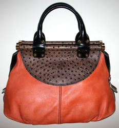 Braccialini – Hand bag – Orange T-Bag