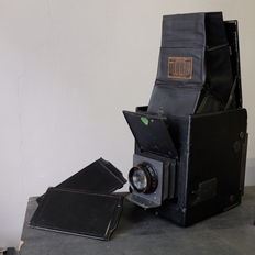 Graflex Rb B series, about 1920