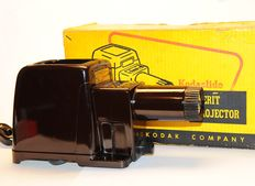 Vintage Kodak Merit Projector Working with box