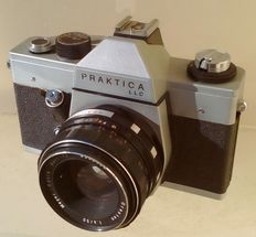 Reflex Praktica LLC from 1969 to 1975