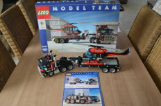 Model Team - 5590 - Whirl and Wheel Super Truck