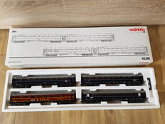 Märklin H0 - 42281 - Set with 4 High speed train Passenger carriages of the DB