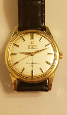 Omega Chronometer Constellation, men's watch from circa 1970s