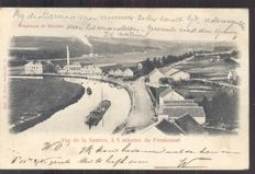 Belgium / Belgique - 175x; old and very old views of villages and cities
