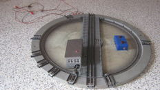 Märklin H0 -410 turntable for 3600 series track