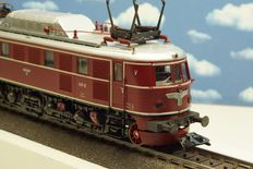 Märklin H0 - 3769 - Electric locomotive Series BR E-19 of the DRG, with the 3rd Reich's Eagle