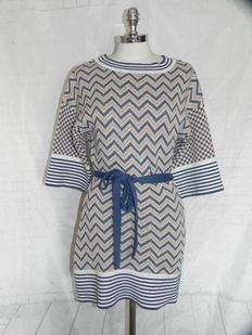 Missoni - cotton tunic dress, size M