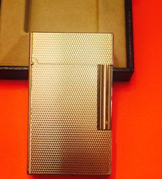 24 ct gold plated Dupont lighter, from early 80s