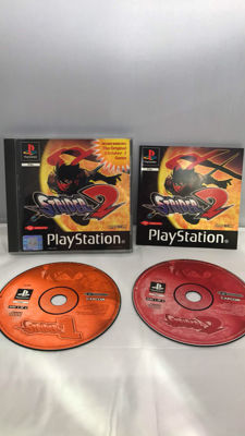 Very rare game Strider 2 for Playstation 1 mint condition