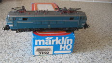 Märklin H0 - 3152 - E-loc Typ 16 from the NMBS