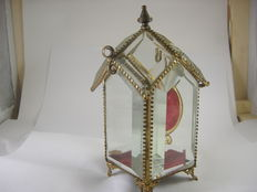 Table pocket-watch stand - France - circa 1890