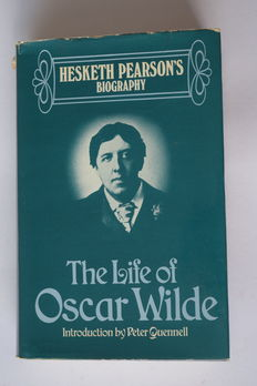 Oscar Wilde - Lot of six books by and about Wilde - 1904/1997