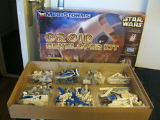Star Wars - Mindstorms - 9748 - Droid Developer Kit