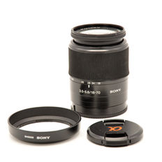Sony DT 18-70mm F3.5-5.6 (1408)