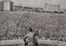 Raúl Corrales (1925-2006) - 'First Declaration of Havana' - Havana - Cuba - 1960