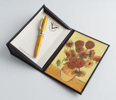 Visconti: luxury fountain pen Van Gogh: Sunflowers with special luxury giftbox