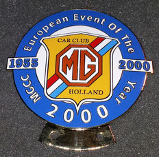 MGCC - MG Car Club Holland