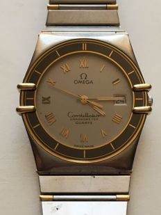 Omega Constellation Chronometre, reference: 1422. From the 1990s, unisex