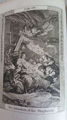 Swiss Protestant Pastor Ostervald- The Holy Bible- 1792