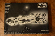 Star Wars - 10019 - Rebel Blockade Runner - UCS