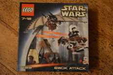 Star Wars - 7139 - Ewok Attack