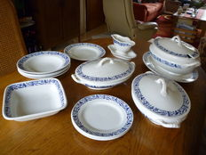 Colditz tableware