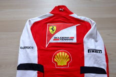 Genuine 2013 Scuderia Ferrari Racing Team Puma pullover