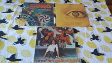Lot Of 3 Great Psychadelic Albums By Fun Of It/ Gong And Supersister