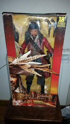 Figure Neca 18 inch Captain Teague Pirates of the Caribbean
