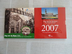 The Netherlands - Year collections 2006 and 2007 'Day of the Coin'