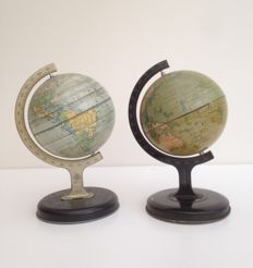 Two table globes - Reliable series / Chad Valley