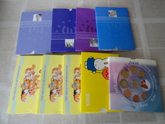 The Netherlands – Baby sets 1997/2008 (8 different ones) + Miffy set 2005
