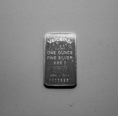 Valcambi Suisse One Ounce 31,1 Gram