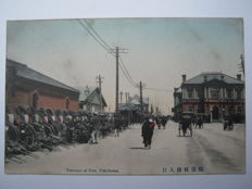 Japan; 40 x city and country-from early 1900 's
