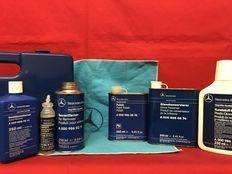Mercedes-Benz - original set for car care - 1960
