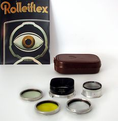 Rollei bayonet III accessory kit