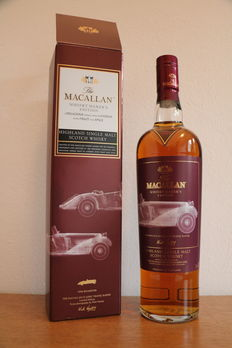 Macallan Whisky Maker's Edition Travel Range