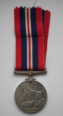 Great Britain - Medal for victory in the Second World War 1939-1945