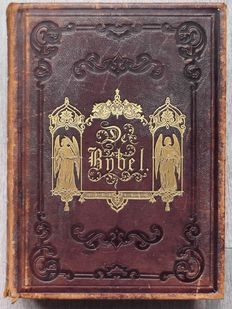 The Bible - Ca. 1880