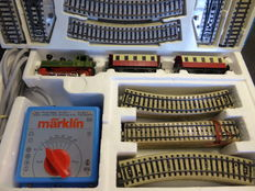 Märklin H0 - 2900/5191 - complete train set with extra M-track extension set