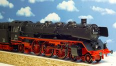 Märklin H0 - 37955-02 - Steam locomotive with tender BR 003 of the DB, black