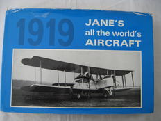Air planes; Lot with 2 editions in three bindings - 1996/1969