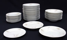 Rosenthal - Large Jugendstil tableware set Botticelli - 61 pieces