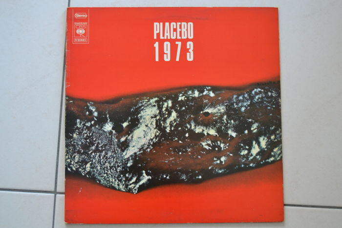 Placebo 1973  LP  Netherlands